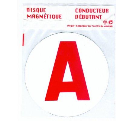 Disque magnétique / Conducteur débutant