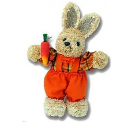 Lapin carotte 30 cm