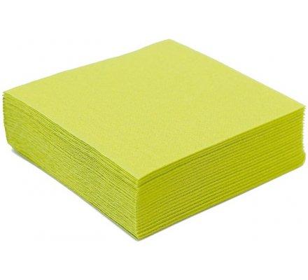30 serviettes papier 2 plis - Anis