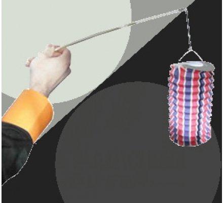 Lampion tricolore 16 cm