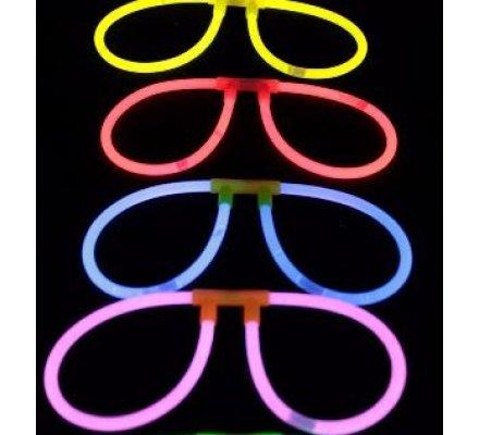 Lunettes lumineuses - fête