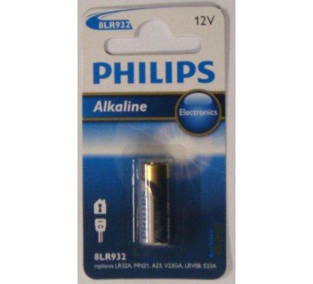1 Pile alkaline 8LR932 - 12v