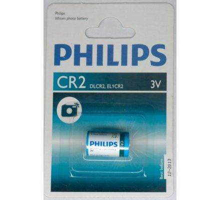 1 pile Philips CR2 / 3V