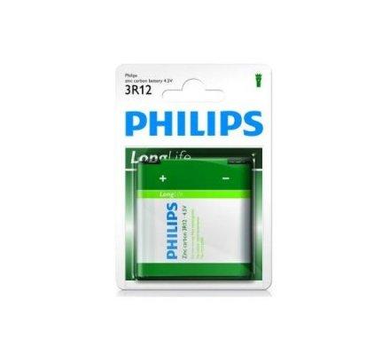 1 pile plate Saline Philips