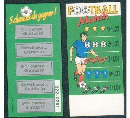 1200 tickets ''Football Match''