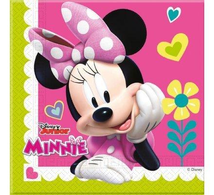 """20 serviettes 2 plis """"Minnie"""""""
