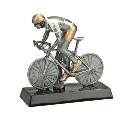 Trophée cyclisme 20 cm