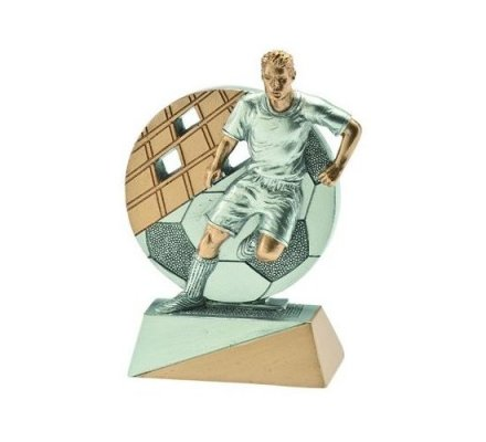 Trophée football 8.5 cm