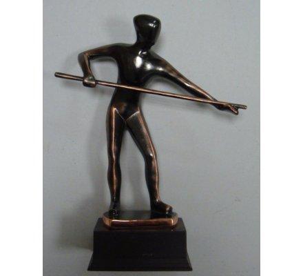 Trophée billard 20 cm