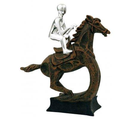 Trophée équitation 18 cm - PCM435-1