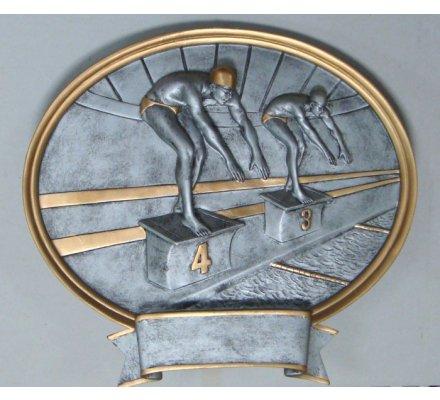 Trophée natation 20 cm - PCM461-1