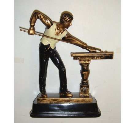Trophée billard 20 cm - PCM980-1