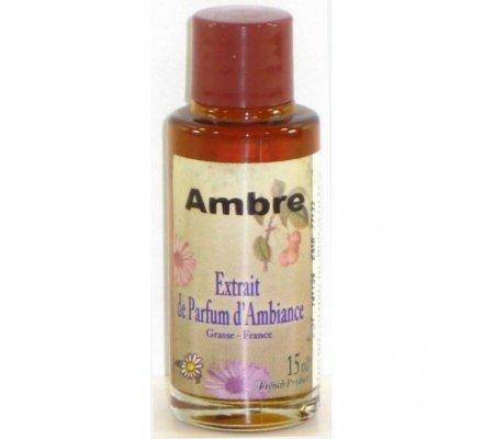 Extrait de parfum de Grasse - Ambre