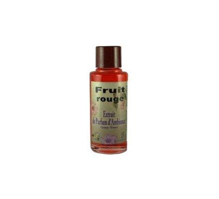 Extrait de parfum de Grasse - Fruit rouge