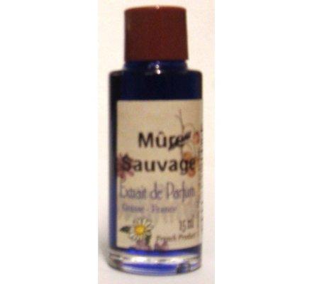 Extrait de parfum de Grasse - Mûre sauvage