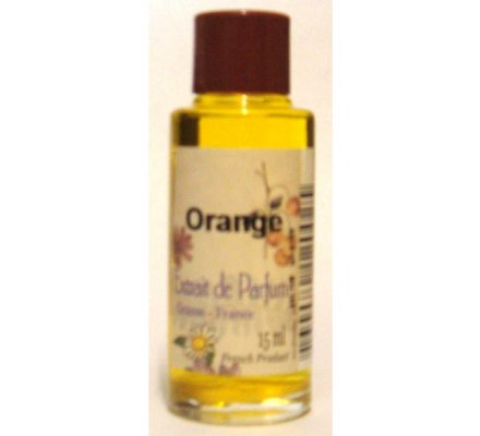 Extrait de parfum de Grasse - Orange