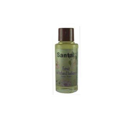 Extrait de parfum de Grasse - Santal