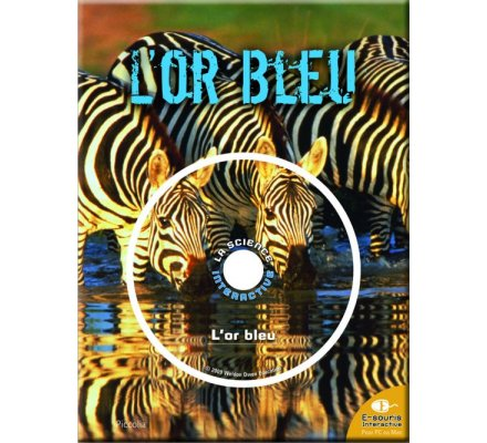 Livre + CD / L'Or bleu