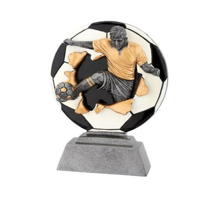 Trophée football 16 cm
