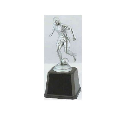 Trophée football 21 cm
