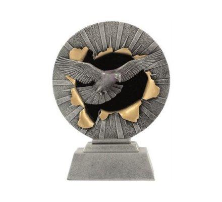 Trophée pigeon 23 cm