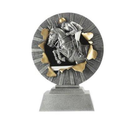 Trophée équitation 20 cm