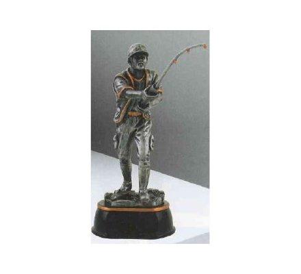 Trophée pêche 43 cm