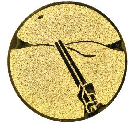 Centre ball-trap Diam. 25 mm