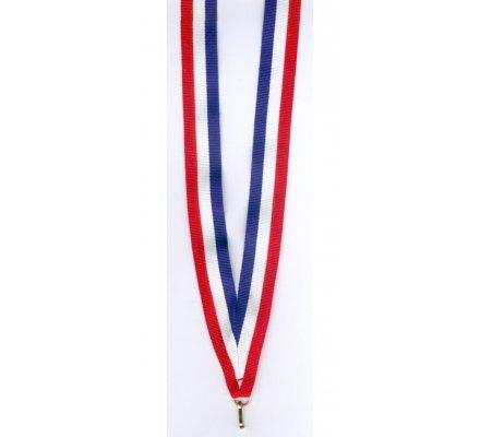 Ruban tricolore Largeur 22 mm