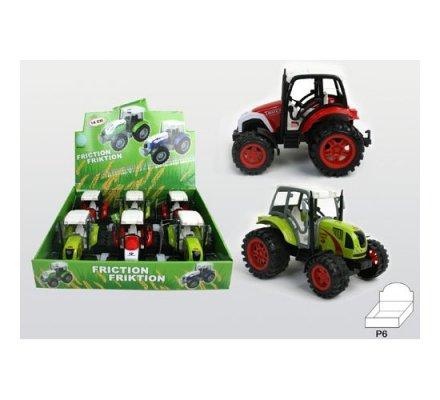 Tracteur à friction / 14 cm