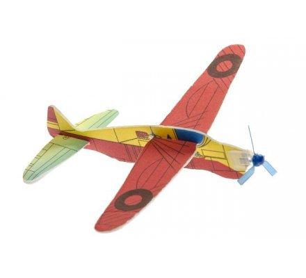 Avion planeur 20 cm