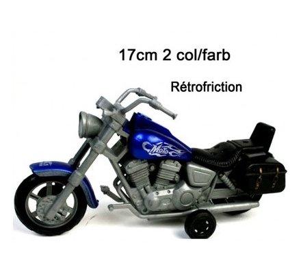 Moto Rétrofriction17 cm