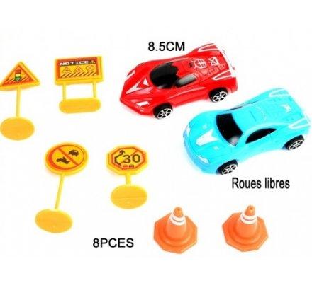 Parcours voitures