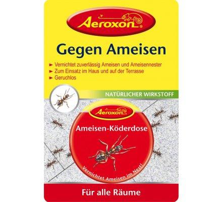 1 boîte anti-fourmis