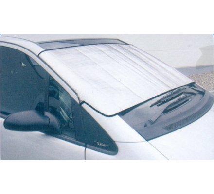 Bache protection givre pour voiture