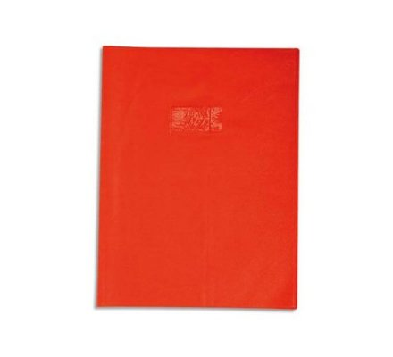 Protège-cahier opaque 24x32 Orange