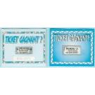 600 tickets à gratter ''Gagné - Perdu''