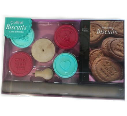 Coffret spécial biscuit sablé